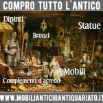 Compro antiquariato mobili antichi quadri bronzi antichit for Compro quadri contemporanei