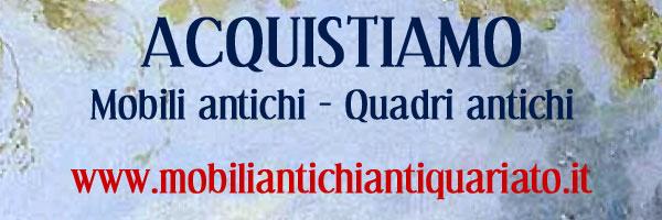 Compro Antiquariato a Milano Compro Vendo Mobili e Quadri ...