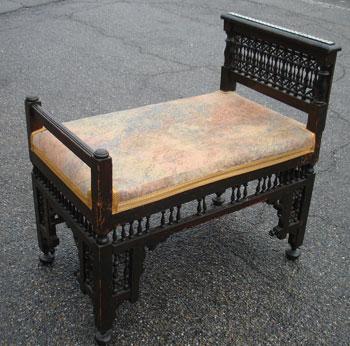 Panca francese antica acquisto mobili antichi quadri for Compro mobili usati torino