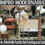 Compro modernariato e design mobili quadri lampade for Mobili usati milano da privati