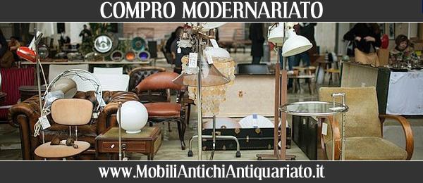 compro modernariato e design mobili quadri lampade
