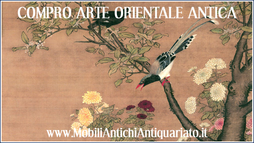 compro arte orientale cinese antica