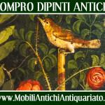 Compro dipinto antico vendo quadro antico acquisto e for Compro mobili milano