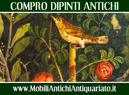 Compro dipinto antico vendo quadro antico acquisto e for Compro quadri contemporanei