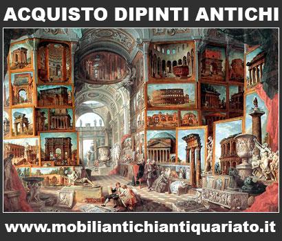 Vendere dipinti antichi online